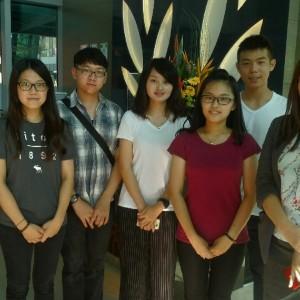 104-1觀光系新加坡實習