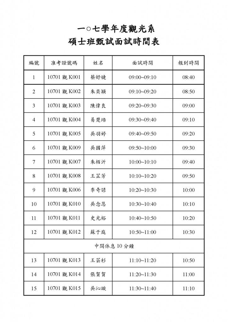 107年度碩士班面試時間表_頁面_1
